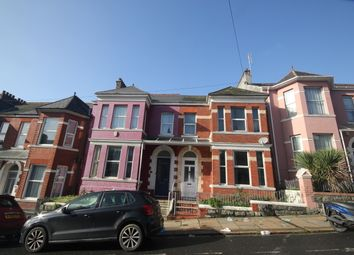 1 bed terraced house to rent in Beechwood Avenue, Mutley, Plymouth PL4