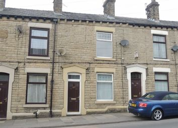 Thumbnail 2 bed terraced house to rent in Huddersfield Road, Stalybridge