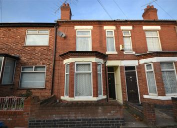 Thumbnail 4 bedroom terraced house for sale in Hollis Road, Stoke, Coventry, West Midlands