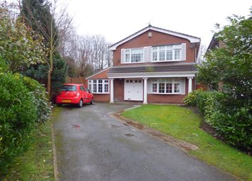 Thumbnail 4 bed detached house for sale in Fields End, Huyton, Liverpool