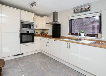 Thumbnail 2 bed maisonette for sale in Wyaston Gardens, Willow Meadow Road, Ashbourne