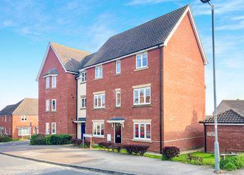 Thumbnail 2 bedroom flat for sale in Croft Street, Ipswich