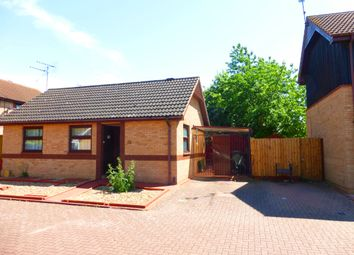 Thumbnail 2 bedroom detached bungalow for sale in Hazel Croft, Werrington, Peterborough