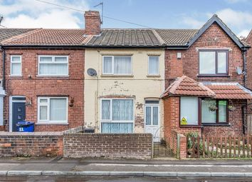 Thumbnail 3 bed terraced house to rent in Victoria Road, Edlington, Doncaster