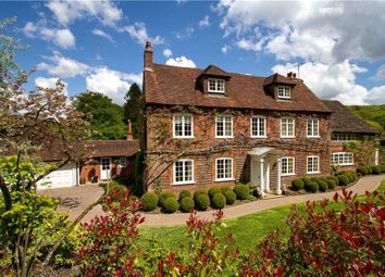 Holmbury St. Mary, Dorking, Surrey RH5. 7 bed detached house