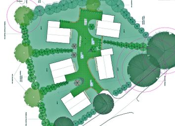 Thumbnail Land for sale in Site For 5 Houses, Exeter, Devon