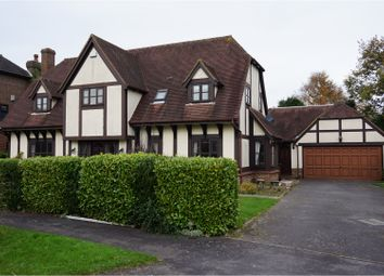 Thumbnail 4 bed detached house for sale in Court Meadow, Rotherfield