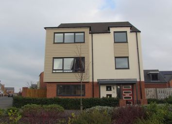 Thumbnail 5 bedroom detached house for sale in Elford Avenue, Greenside, Newcastle Upon Tyne