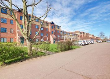 Thumbnail 2 bed flat for sale in Wallace Court, Eden Close, Enfield