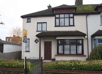 Thumbnail 4 bed semi-detached house for sale in Olive Avenue, Leigh-On-Sea
