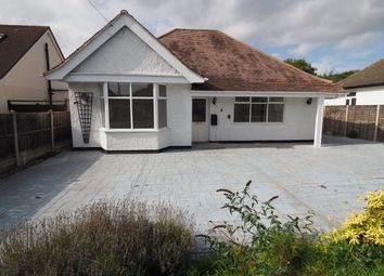 Thumbnail 3 bed detached bungalow to rent in Kilmiston Avenue, Shepperton