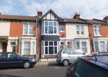 Thumbnail 4 bed terraced house to rent in Manners Road, Southsea, Portsmouth, Hampshire