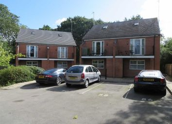 Thumbnail 1 bed town house for sale in Woodland Drive, Braunstone, Leicester