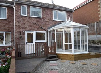 Thumbnail 2 bed semi-detached house to rent in Ramsden Close, Brotherton, Knottingley