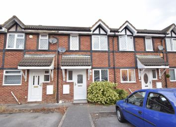 Thumbnail 2 bed terraced house to rent in Swan Mead, Luton