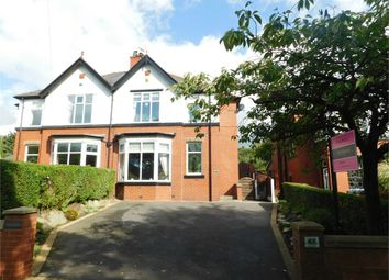 Thumbnail 4 bed semi-detached house for sale in Starling Road, Radcliffe, Manchester, Lancashire