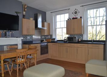 Thumbnail 4 bed flat to rent in Canadian Avenue, London