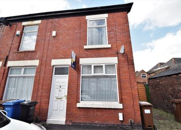 Thumbnail 2 bedroom end terrace house for sale in Crosby Street, Stockport, Cheshire
