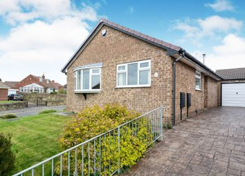 Thumbnail 2 bedroom detached bungalow for sale in Top Pingle Close, Brimington, Chesterfield
