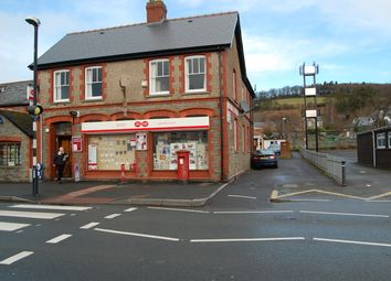 Thumbnail Retail premises for sale in 9 Beaufort Street, Powys