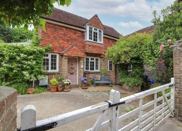 Thumbnail 3 bed detached house for sale in Dog Lane, Steyning, West Sussex