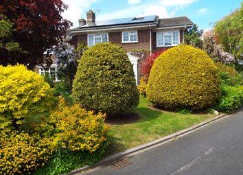 Thumbnail 4 bed detached house for sale in Hazelwood, Stubbington, Fareham