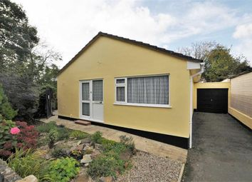 Thumbnail 3 bed detached bungalow for sale in Hallett Way, Bude, Cornwall
