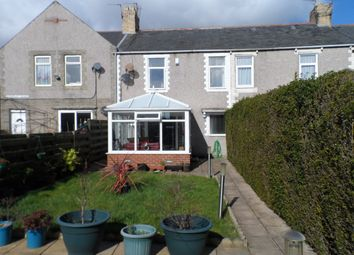 Thumbnail 3 bedroom terraced house for sale in Kingsley Road, Lynemouth, Morpeth