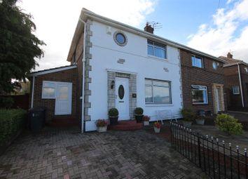 Thumbnail 2 bed semi-detached house for sale in Owen Drive, West Boldon, East Boldon