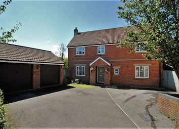 Thumbnail 5 bed detached house for sale in Shadow Walk, Elborough Village, Weston Super Mare
