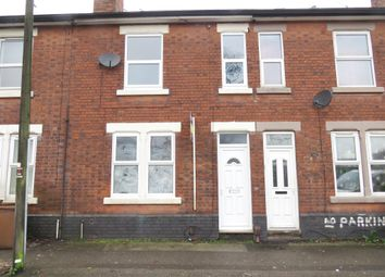 Thumbnail 2 bed terraced house for sale in Osmaston Road, Allenton, Derby