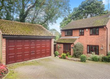 Thumbnail 4 bed detached house for sale in Kentstone Close, Kingsthorpe, Northampton