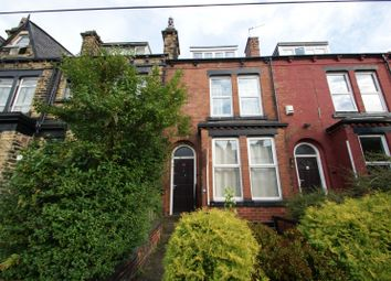 Thumbnail 6 bedroom terraced house to rent in Delph Mount, Woodhouse, Leeds