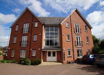 Thumbnail 2 bed flat for sale in Pear Tree Court, Rugeley, Staffordshire