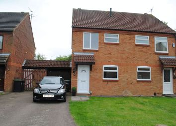 Thumbnail 2 bed semi-detached house to rent in Knowles Close, Rushden