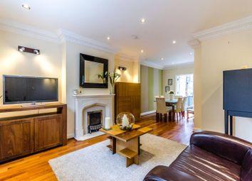4 bed terraced house for sale in Batchelor Street, Islington, London N1