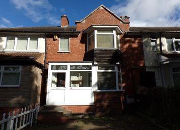 Thumbnail 3 bed property to rent in Fernhurst Road, Saltley, Birmingham