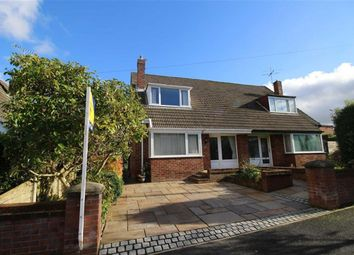 Thumbnail 3 bedroom semi-detached bungalow for sale in Janice Drive, Fulwood, Preston