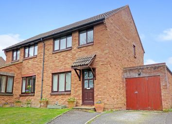 Thumbnail 3 bed semi-detached house for sale in Cheyney Walk, Westbury