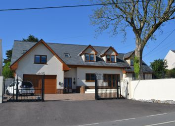Thumbnail 6 bedroom detached house for sale in Joiners Road, Three Crosses, Swansea