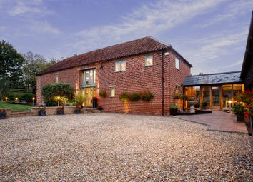Thumbnail 5 bed detached house for sale in High Street, Abbotsley, St. Neots