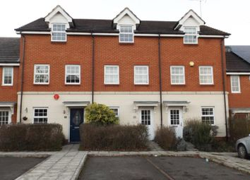 Thumbnail 4 bedroom town house to rent in Jersey Drive, Winnersh