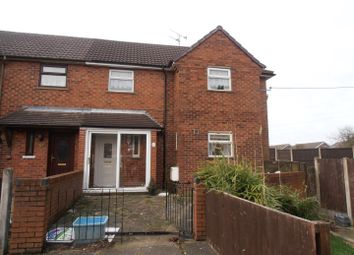 Thumbnail 2 bed semi-detached house for sale in St. Martins Road, Talke Pits, Stoke-On-Trent