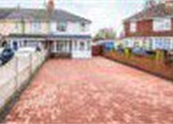 Thumbnail 3 bedroom semi-detached house for sale in Coronation Road, New Cross, Wolverhampton