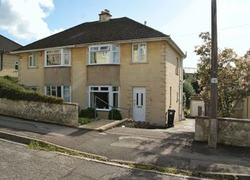 Thumbnail 3 bedroom semi-detached house for sale in Fuller Road, Larkhall, Bath
