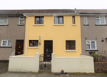 Thumbnail 3 bed property for sale in Park Close, Treherbert, Treorchy, Rhondda, Cynon, Taff.