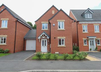 Thumbnail 3 bedroom link-detached house for sale in Manor House Court, Chesterfield