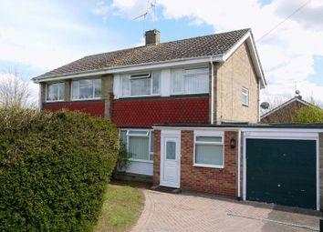 Thumbnail 3 bed semi-detached house for sale in Telston Lane, Otford, Sevenoaks