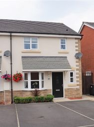 Thumbnail 3 bed mews house for sale in Hazel Close, Chorley