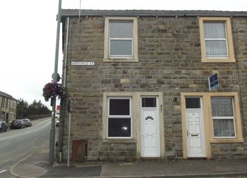Thumbnail 1 bed end terrace house to rent in Whitefield Street, Hapton, Burnley